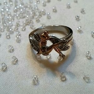 Jewelry - Tinkerbell Fairy Ring